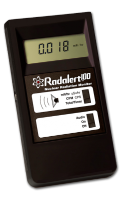 RadAlert 100 by International Medcom