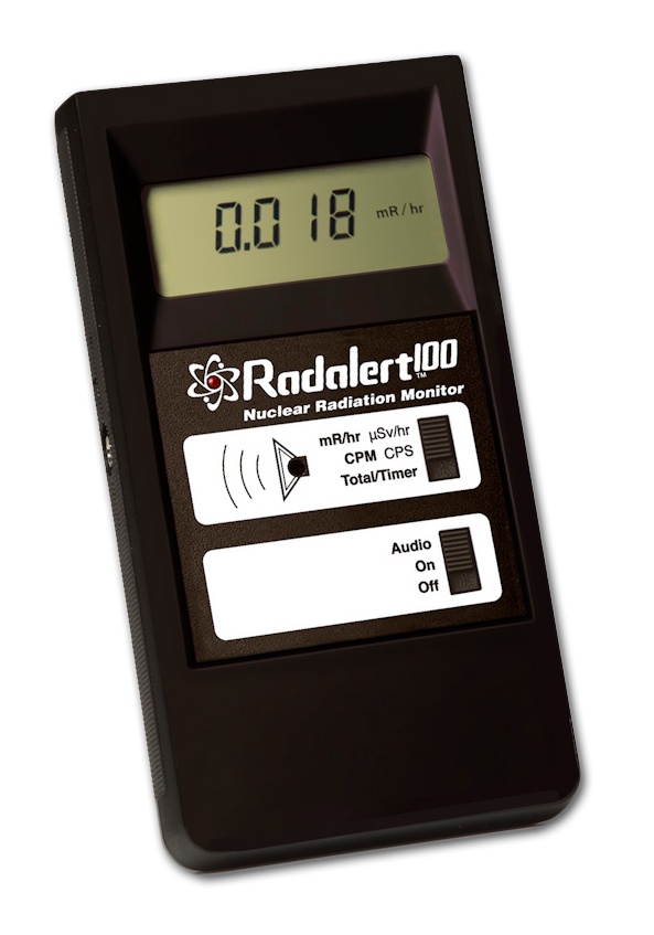 Radalert 100 X™ Radiation Detection Instrument