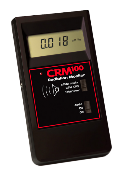 International Medcom CRM -100™ Radiation Monitor